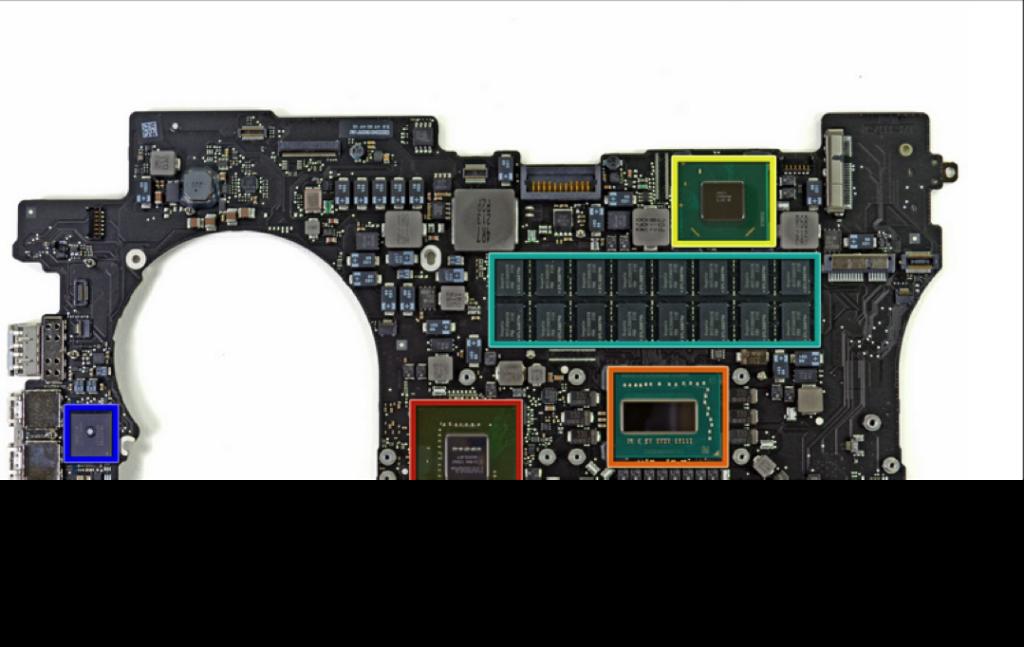 MacBook Pro A1286 Logic Board Repair in Haibargaon, Nagaon - iFix