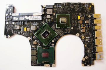 15inch MacBook Pro Motherboard Repair