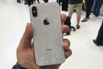 iPhone X Rear Camera Replacement Centre